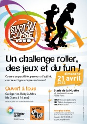 Challenge roller course arollo